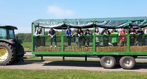 Year 7 Visit to Stockley Farm Park