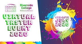 Virtual Taster Events at Cronton College and Riverside