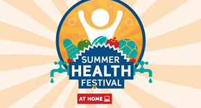 Summer Health Festival At Home 2020